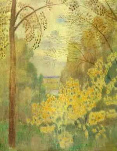 hazel bush 1905 XX the tretyakov gallery moscow russia